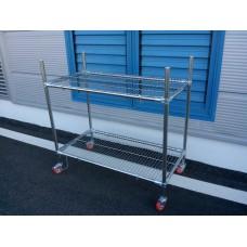 Stanless Steel Cart 2
