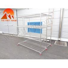 Stanless Steel Cart 1