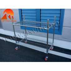 Stanless Steel Cart 2